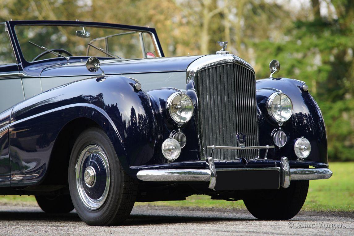 Bentley Mk VI Park Ward, 1950 - Classicargarage - NL
