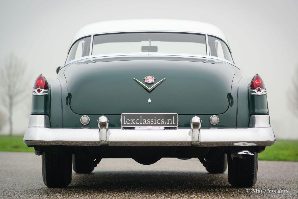 cadillac 62 coupe de ville 1950 classicargarage nl. Black Bedroom Furniture Sets. Home Design Ideas