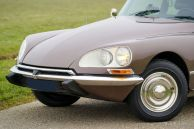 Citroën DS 23 Pallas, 1973