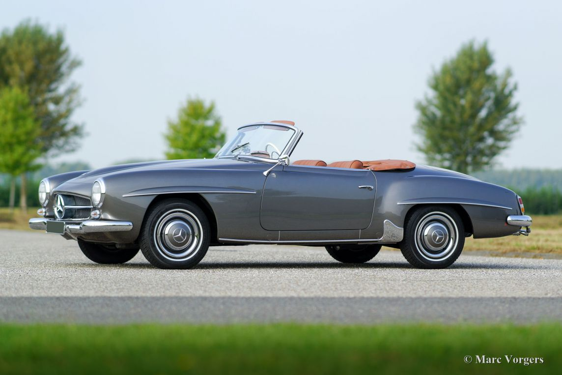 Mercedes benz 190 sl 1962 classicargarage nl for Mercedes benz bentonville ar