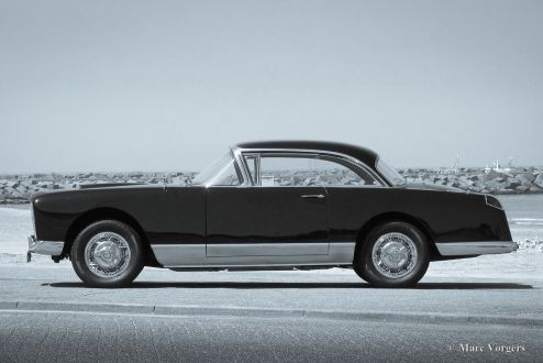 Facel Vega FV3B, 1957 PROJECT