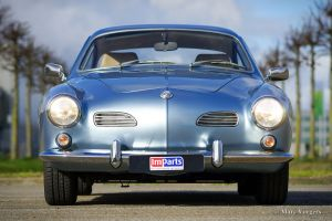 "VW Karmann Ghia Coupe ""outlaw"", 1967"