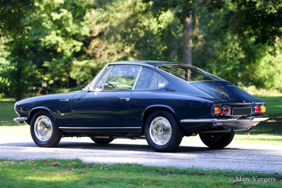 Glas 1700 Gt Coupe 1966 Classicargarage Nl