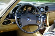 Mercedes-Benz 300SL (R107), 1987