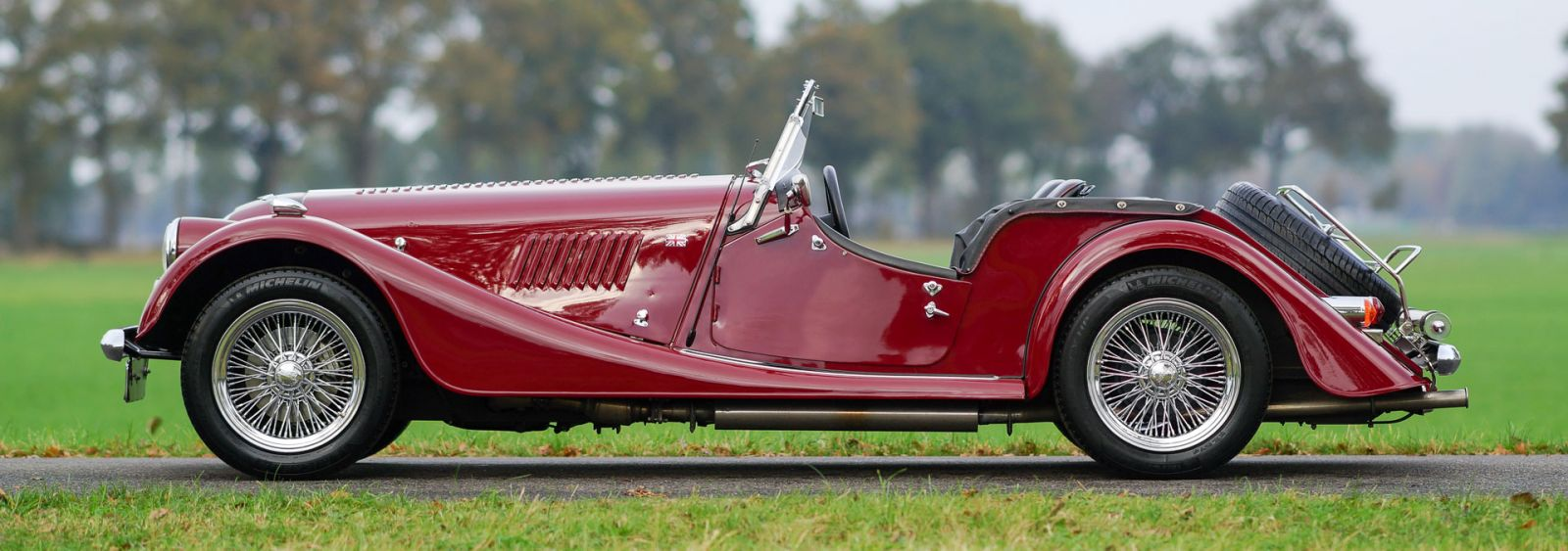 Morgan  8 'wide body', 1995