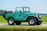 Toyota Land Cruiser BJ40, 1980