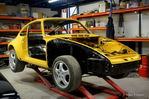 Porsche 911 ST conversion / restoration