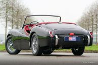 Triumph TR 2 'long door', 1954