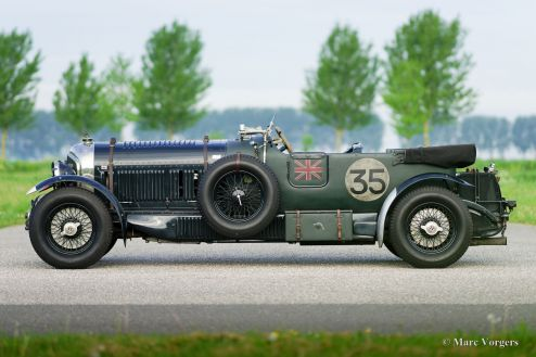 Bentley 6.5 Litre 'Blower', 1935