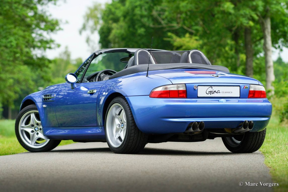 Bmw Z3 M Roadster 1998 Classicargarage Nl