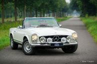 Mercedes-Benz 280 SL 'Pagode' rally car, 1968