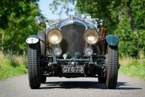 Bentley '8-Litre Le Mans' 1931