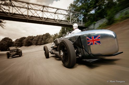 The Spirit of Brooklands – Captured in Colour