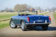 MG MGB roadster, 1967