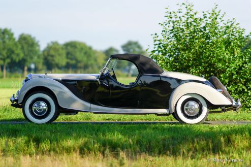 Riley RMC roadster, 1950