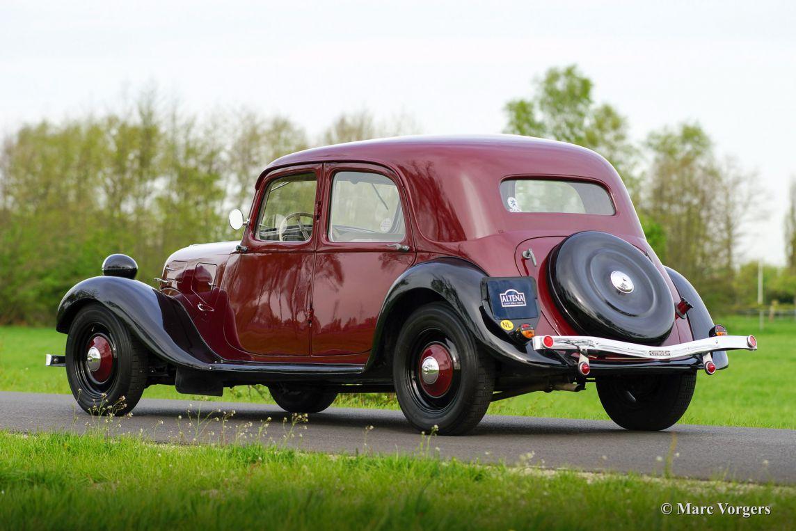 Citro n traction avant 11bl 1937 classicargarage nl for Garage citroen paris 17