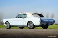 Ford Mustang convertible, 1966