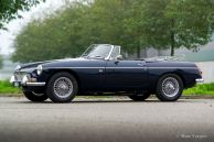 MG MGB roadster, 1966