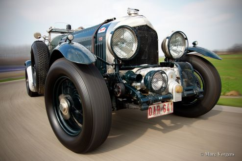 Bentley 6.5 Litre Blower special, 1939