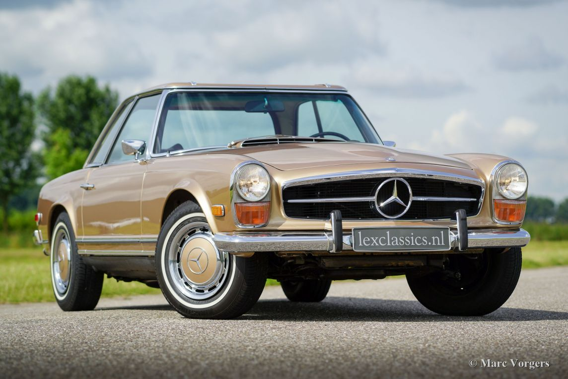Mercedes benz 280 sl pagode 1969 classicargarage nl for Mercedes benz 280