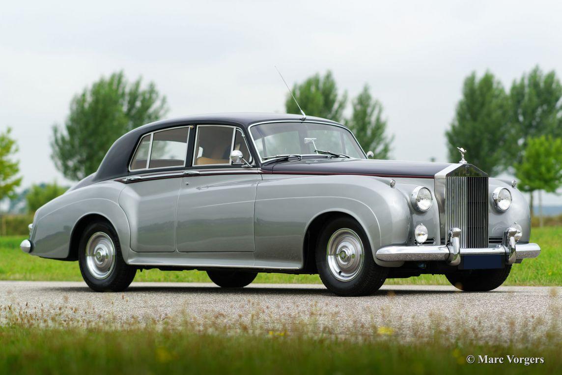 Rolls Royce Silver Cloud Ii 1961 Classicargarage Nl