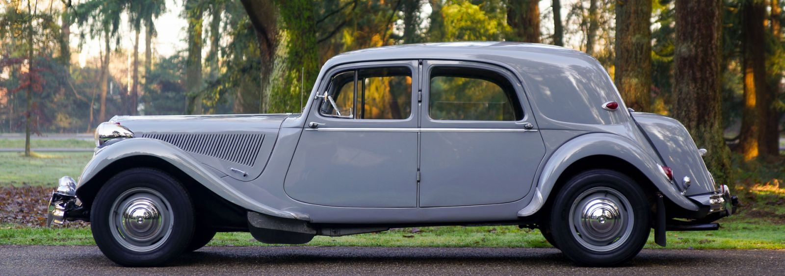 Citroën 'Traction Avant' 15-SIX, 1954