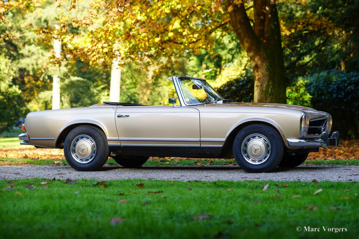 Mercedes benz 280 sl 1969 classicargarage nl for Garage mercedes 93 bondy