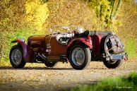 Alvis Speed 25 4.3 Litre special, 1936
