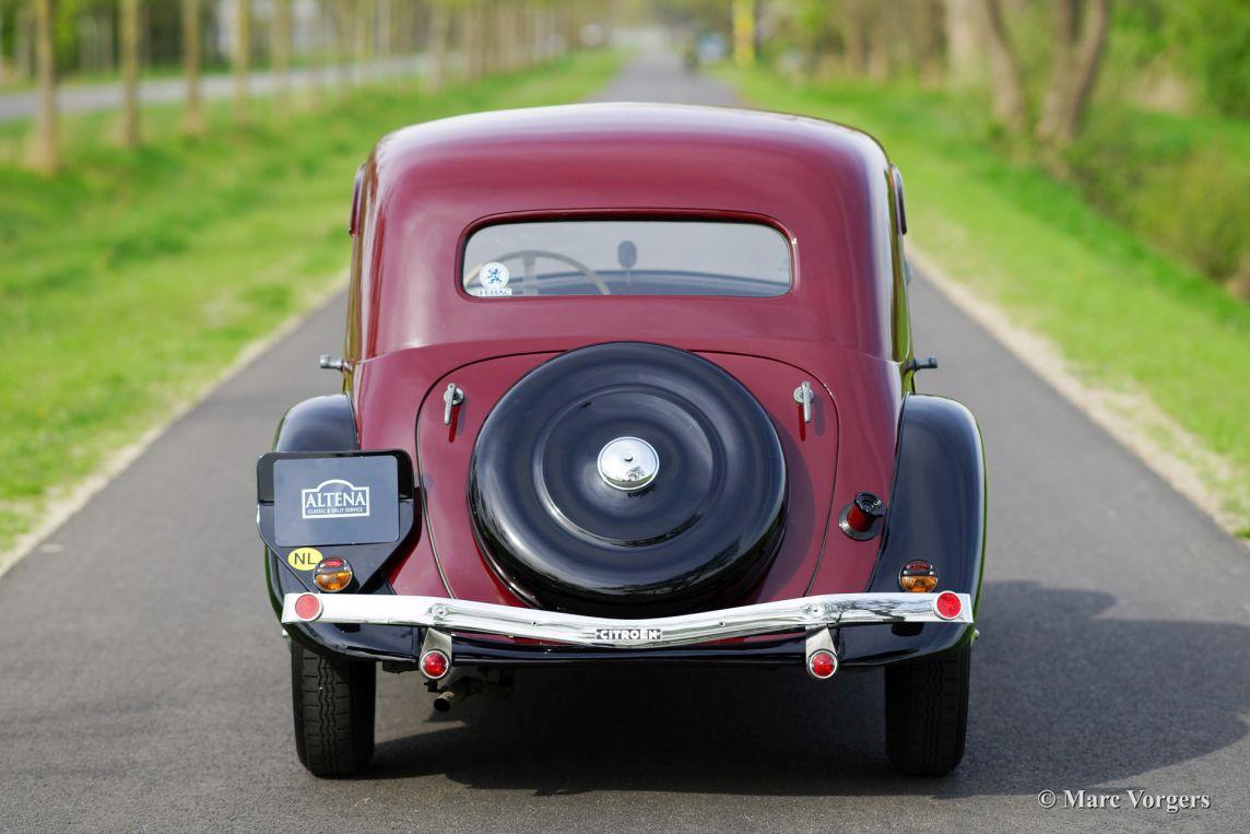 Citro n traction avant 11bl 1937 classicargarage nl for Citroen garage 93