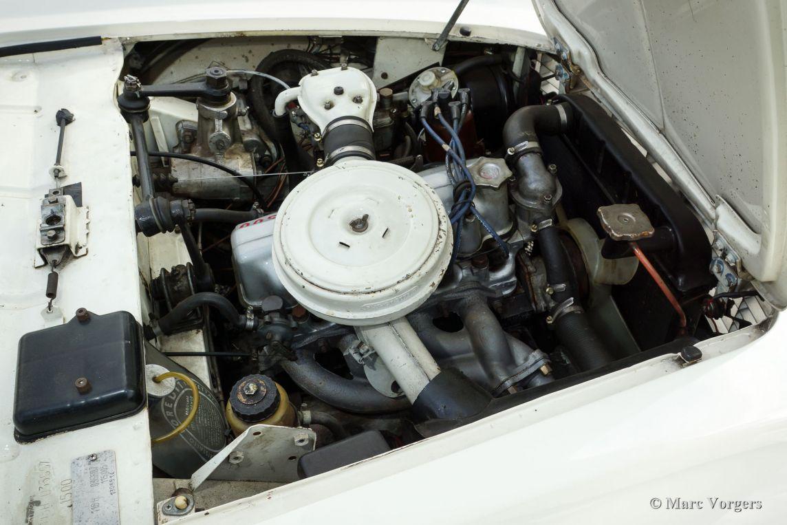 Fiat 1500 convertible 1964 classicargarage nl for Garage fiat coignieres 78