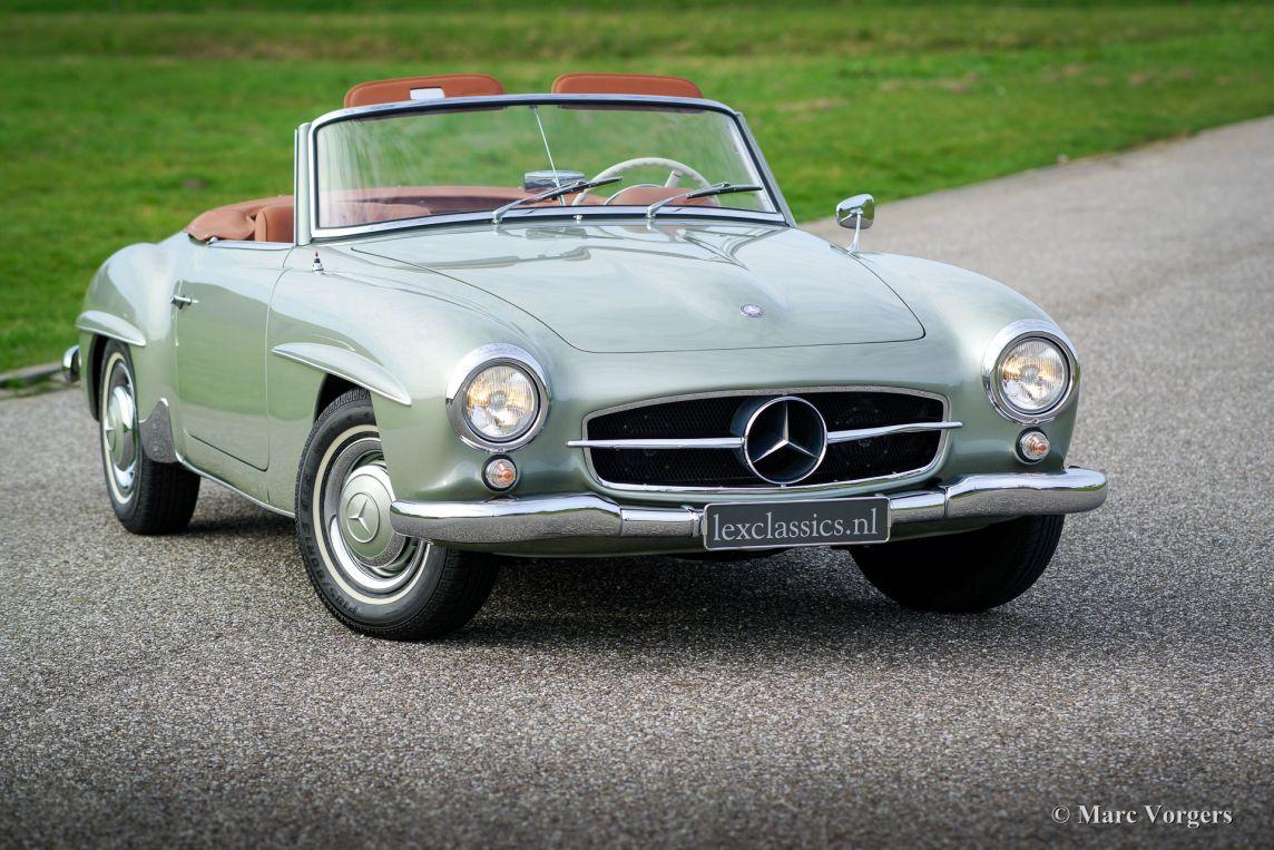Mercedes benz 190 sl 1959 classicargarage nl for Mercedes benz bentonville ar