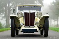The MG T-Series by John Nikas & Marc Vorgers book