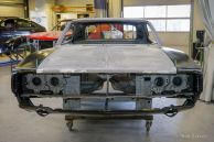 Dodge Charger restoration project