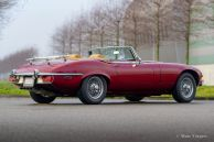 Jaguar E-Type V12 roadster, 1973