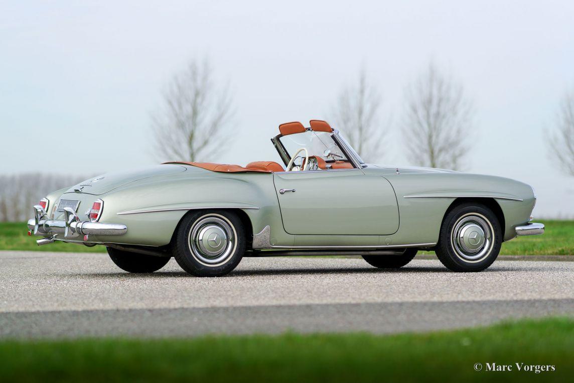 Mercedes benz 190 sl 1959 classicargarage nl for Mercedes benz fayetteville ar