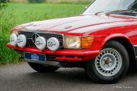 Mercedes-Benz 280 SLC rally car, 1976