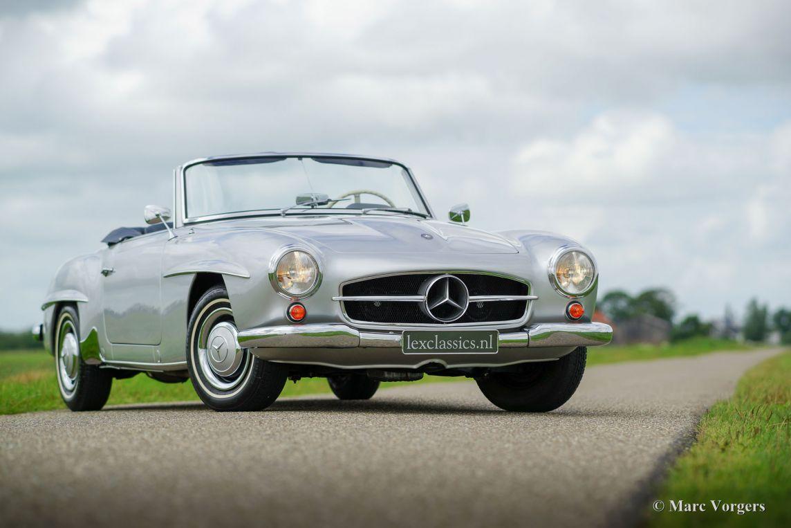 Mercedes benz 190 sl 1960 classicargarage nl for Mercedes benz bentonville ar