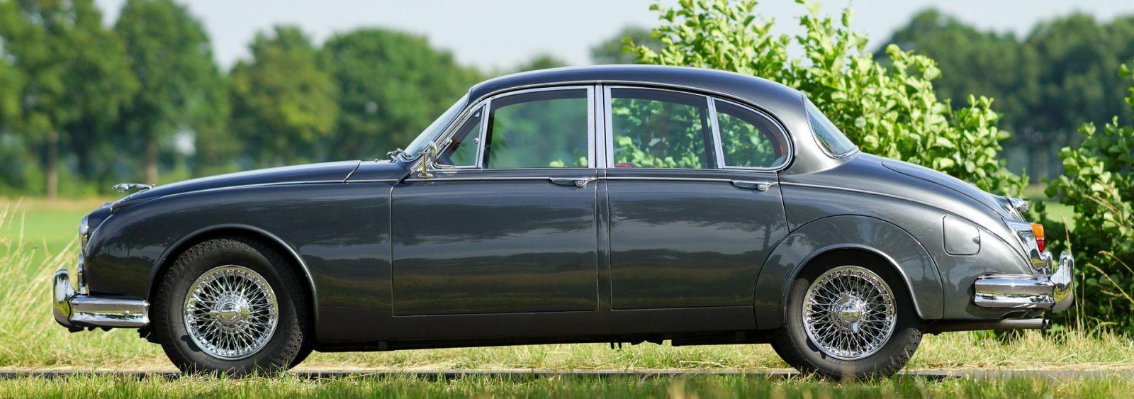 Jaguar Mk II 3.8 Litre, 1964 - Classicargarage - NL