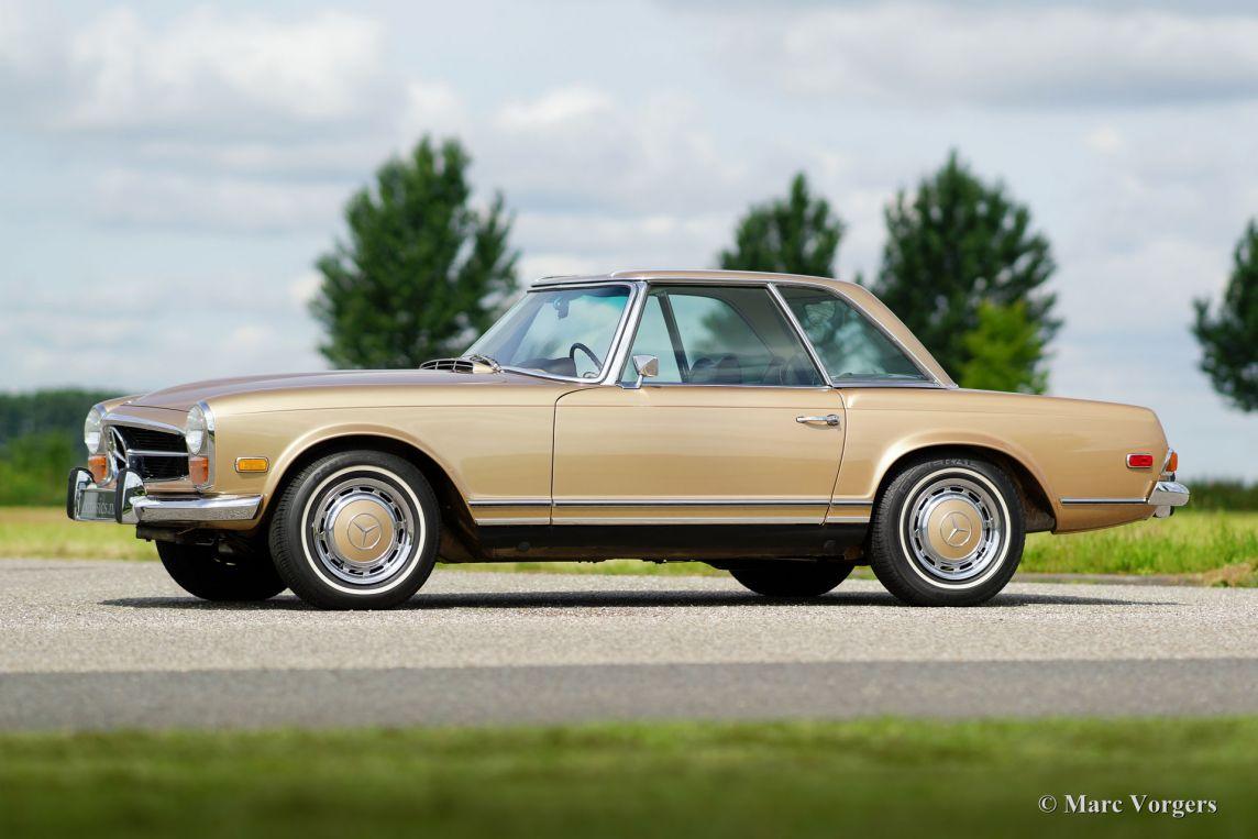 Mercedes benz 280 sl pagode 1969 classicargarage nl for Mercedes benz fayetteville ar