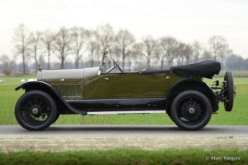 Stutz Series K DH open tourer, 1921