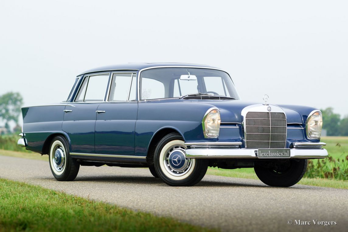 Mercedes benz 220 s 1964 classicargarage nl for Contact mercedes benz financial