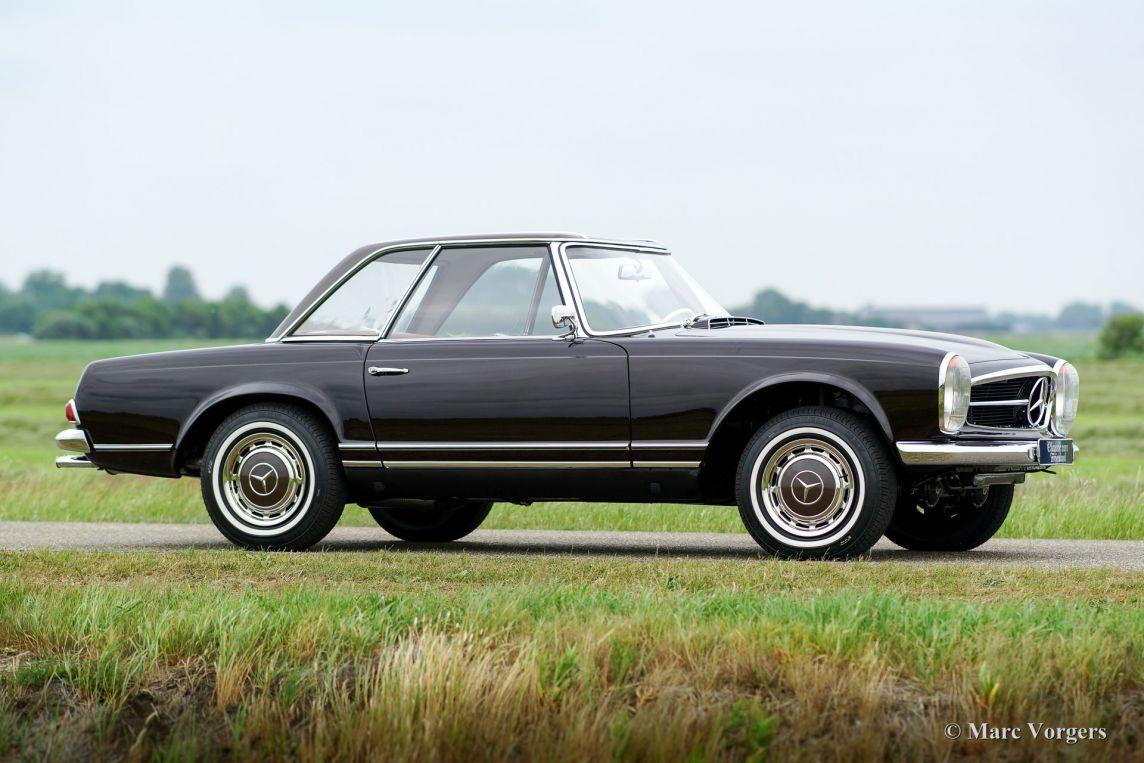 Mercedes benz 250 sl pagode 1969 classicargarage nl for Mercedes benz fayetteville ar