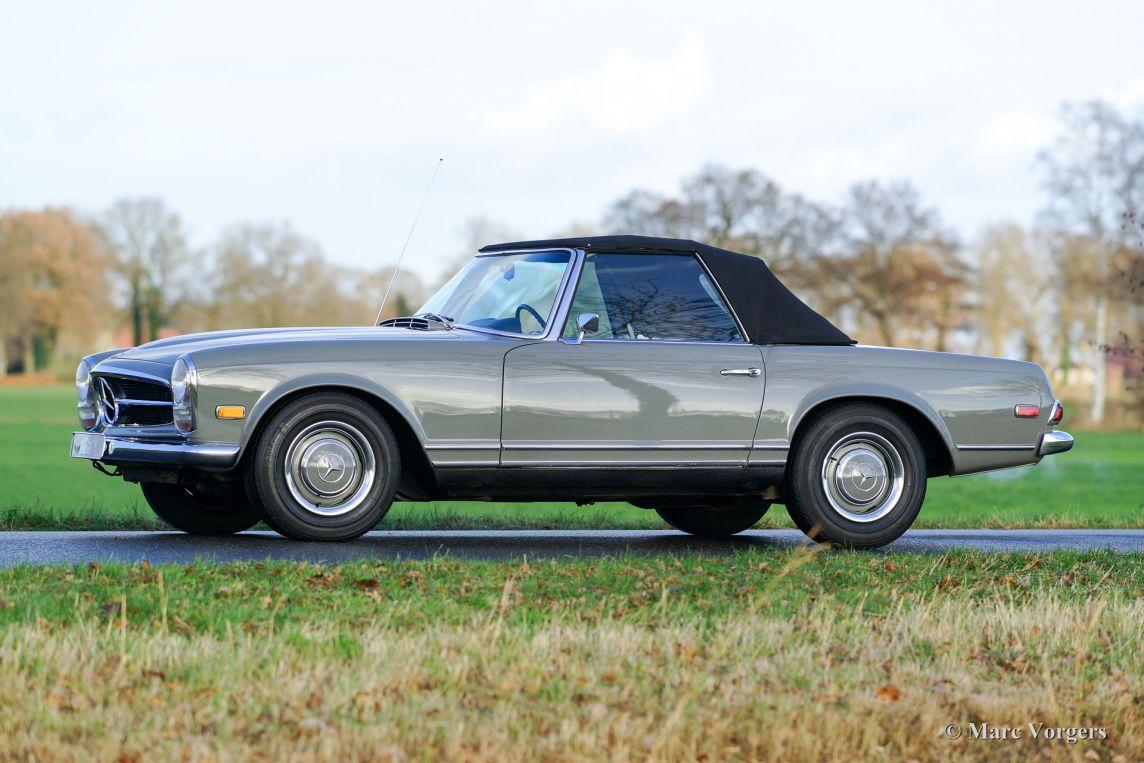 Mercedes benz 250 sl pagode 1967 classicargarage nl for Mercedes benz fayetteville ar