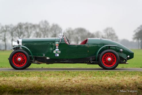 Bentley 4¼ Litre Special, 1938