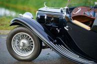 Triumph Gloria Six tourer, 1935