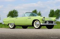 Ford Thunderbird, 1956