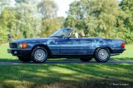 Mercedes-Benz 380 SL, 1982