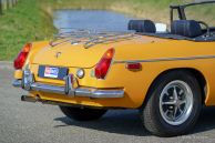 MG MGB roadster, 1973