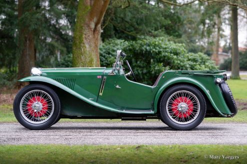 MG PB 'four seater', 1935