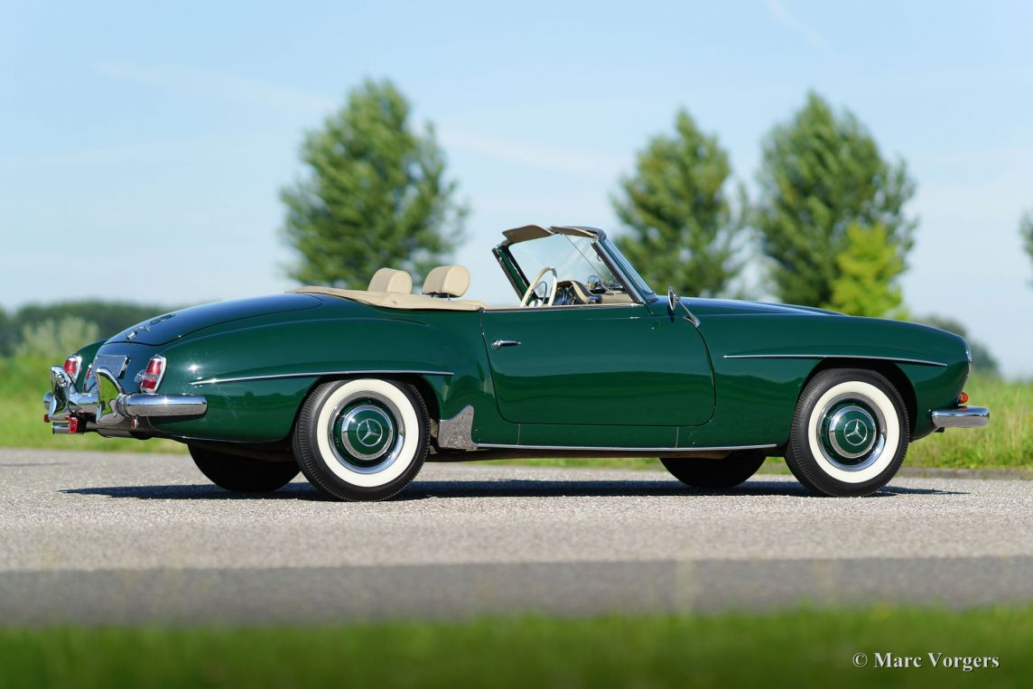 Mercedes benz 190 sl 1958 classicargarage nl for Mercedes benz bentonville ar